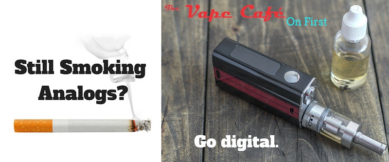 Vape Cafe Ltd