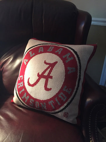 Alabama Pillow 20 x 20