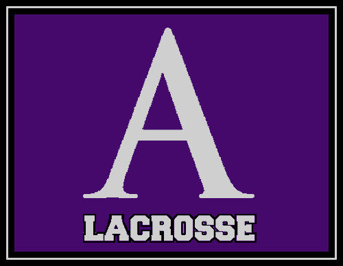 Amherst Men's Solid LAX