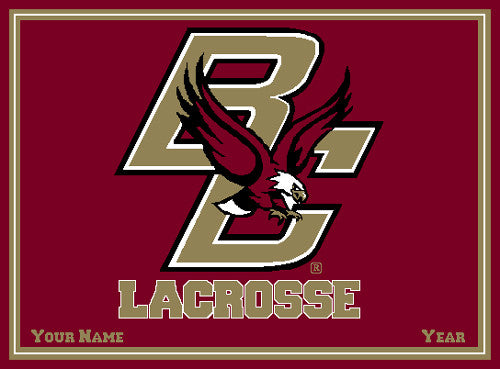 Boston College Women's Lacrosse Name & Year