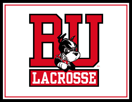 BU Natural MEN's Lacrosse 60 x 50