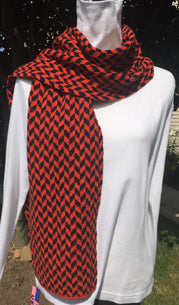 Princeton Colors Chevron Scarf