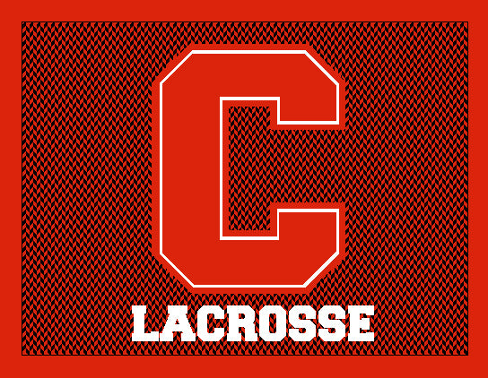 Cornell Chevron  Men's LAX 60 x 50