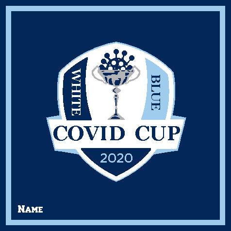 EA Covid Cup BLUE Team Customized with Name