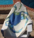 Blue Crab Blanket 50 x 60