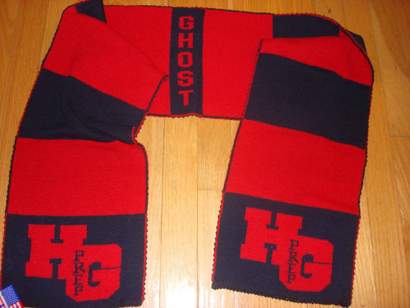 "Limited HGP  ""Ghost"" Scarf   5 - Available"