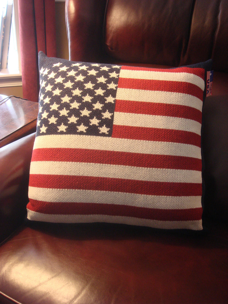 American Flag Pillow 20 x 20