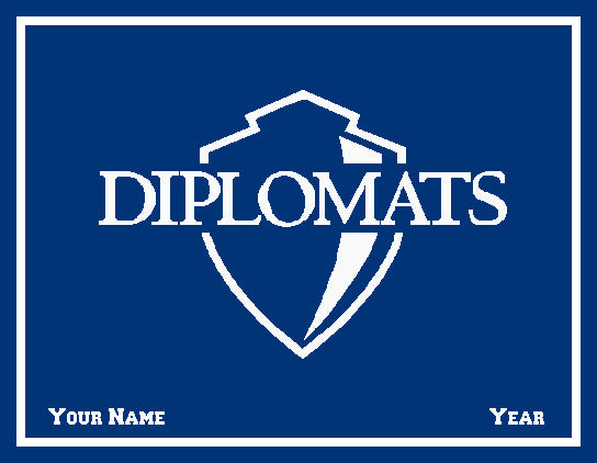Custom F & M Diplomats Royal 60 x 50