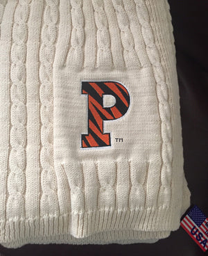 Princeton Cable Blanket