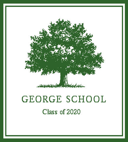 George School Class of 2020  50 x 60