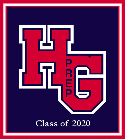 HGP Graphic NAVY Base with Class of 2020