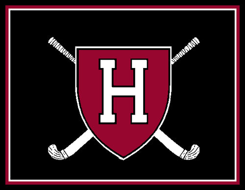 Harvard FH Crossed Sticks 60 x 50
