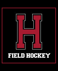 Harvard H Field Hockey Pillow 20 x 20
