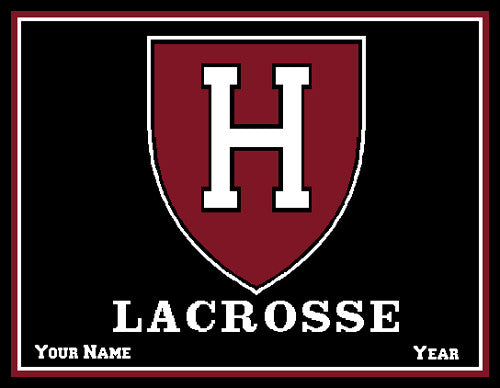 Harvard Women's Lacrosse Name & Year