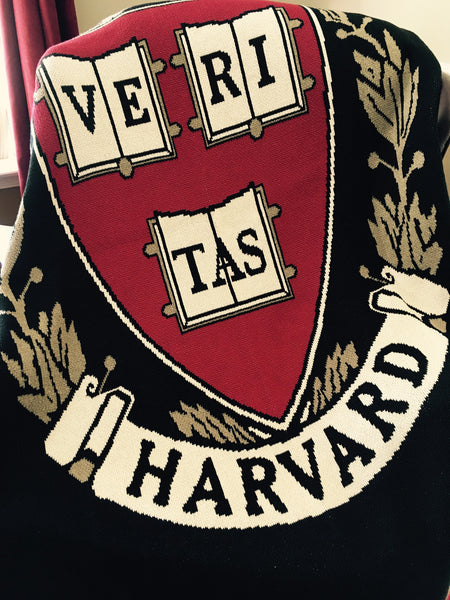Custom Harvard Black Seal 50 x 60