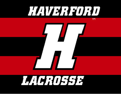 Haverford Men's Striped LAX 60 x 50