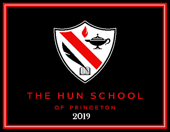 The Hun School of Princeton Blanket  2019