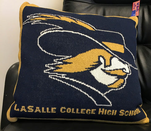 LCHS Explorer Pillow