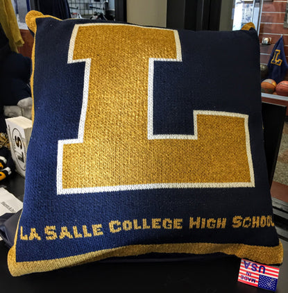 "LCHS ""L Pillow"