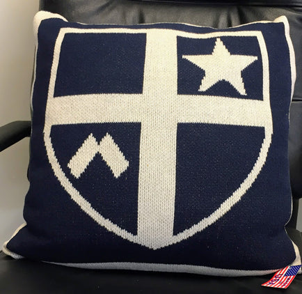 LCHS  Shield FRONT , LCHS Back Pillow