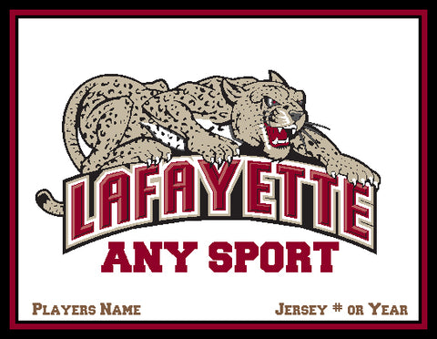 Custom Lafayette  Any SPORT Natural Base  60 x 50