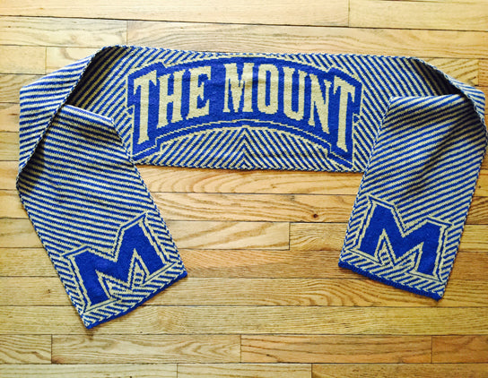 MSM Mount Patterned Scarf 9 x 60