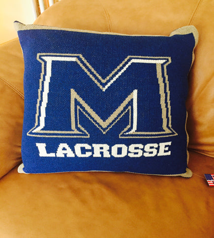 MSM M LAX Pillow 20 x 20