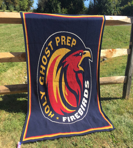 NEW Holy Ghost Firebirds Blanket