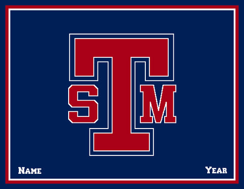 St. Margaret's Episcopal School  Athletic Logo Customized with your Name & Year