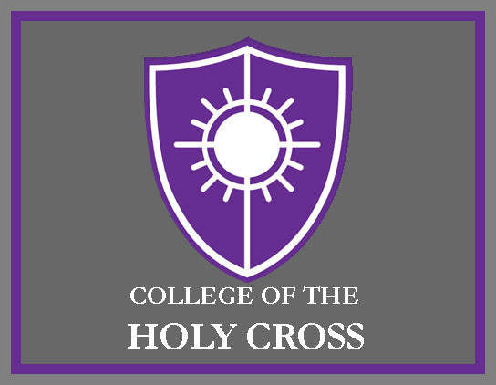 College of the Holy Cross 60 x 50