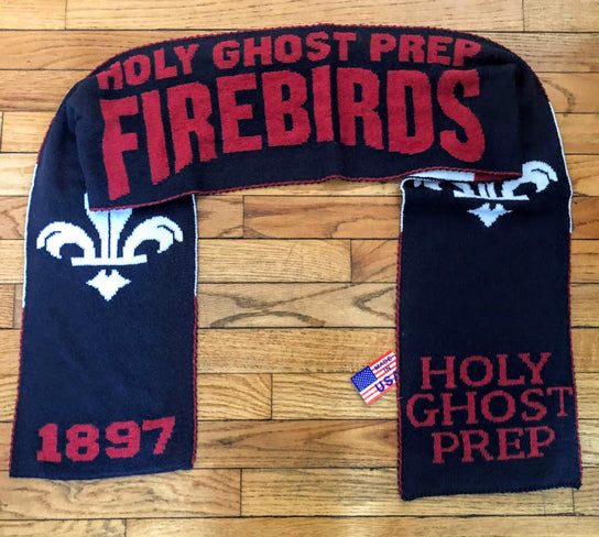 Holy Ghost Firebird Scarf