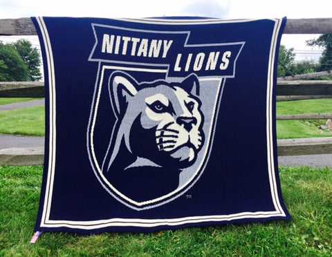 Penn State Nittany Lion 60 x 50