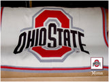 Ohio State University Blanket - Natural