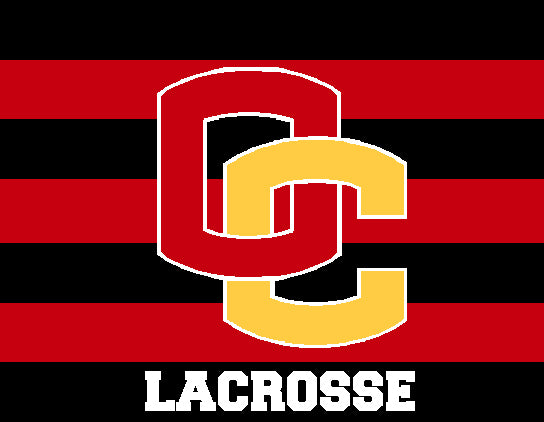 Oberlin Striped Lacrosse 60 x 50