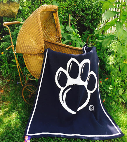 Penn State Baby Navy 30 x 40
