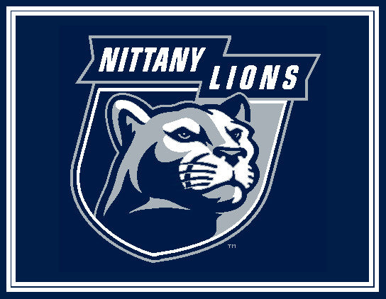 Penn State Nittany Lion Navy Base