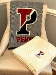 Penn Natural Cable Blanket