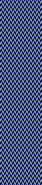 Georgetown Colors Chevron Scarf 9 x 60