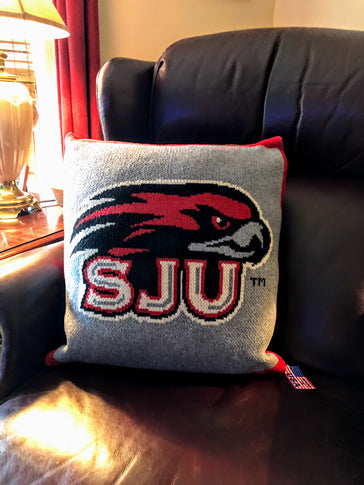 St. Joseph's Hawk Pillow