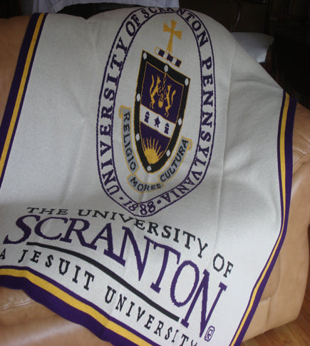 University of Scranton Full Color Seal 50 x 60
