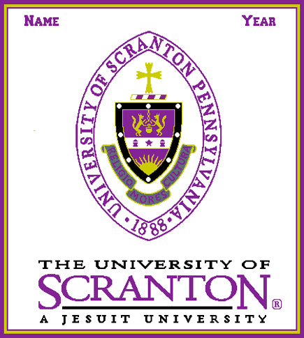 Custom Scranton Seal 50 x 60