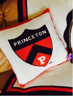 Princeton Shield Pillow 20 x 20
