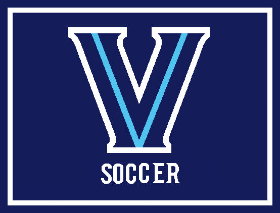 Villanova University Men's Soccer 60 x 50