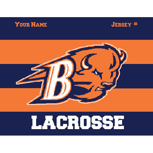 Bucknell Women's STRIPED Name & Number