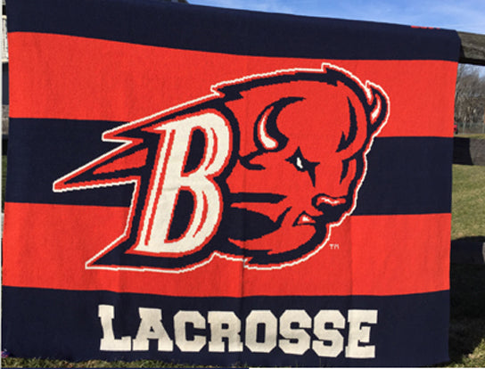 Bucknell Women's Lax Striped