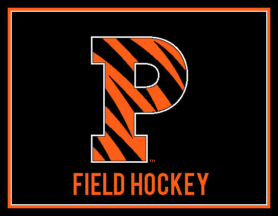 Princeton Field Hockey  P 60 x 50