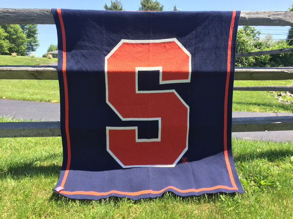 Syracuse University Blanket