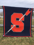 Syracuse Rowing 50 x 60
