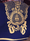 US Naval Academy Class of 2016 Seal Blanket
