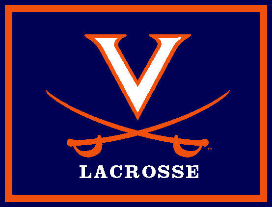 University of Virginia Lacrosse Navy Base 60 x 50